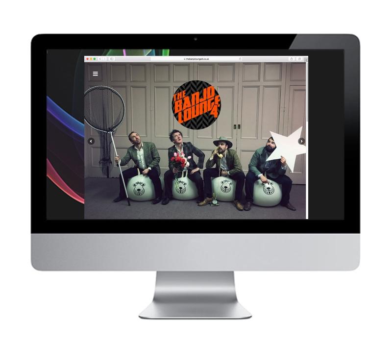 Banjo Lounge 4 Website