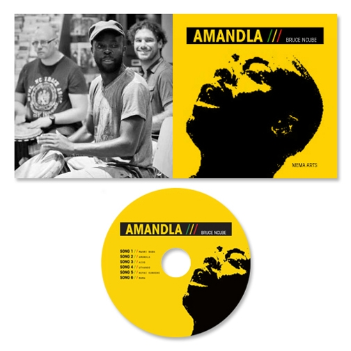 zinc designs - amandla album