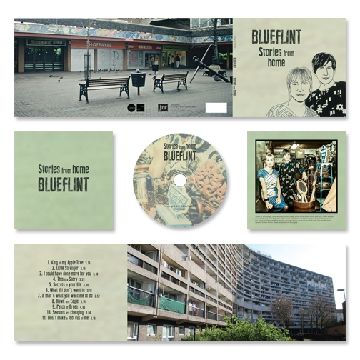 zinc designs - blueflint cd