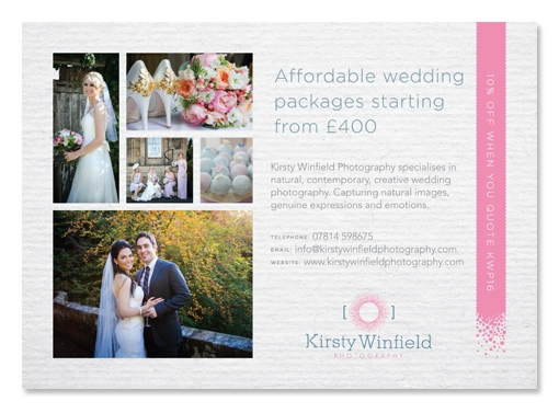 zinc designs - kirsty winfield flyer