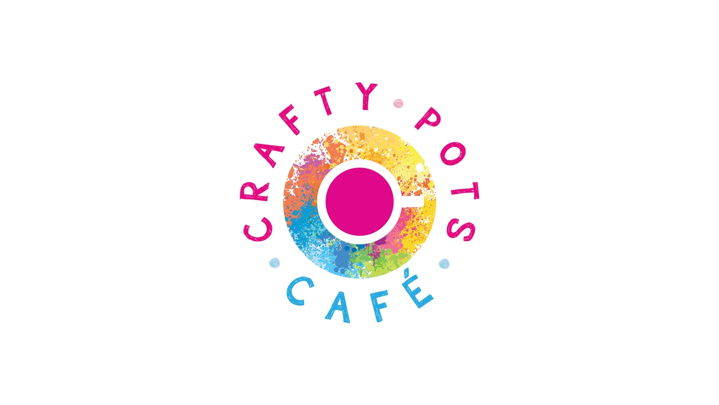 zinc designs - crafty pots logo